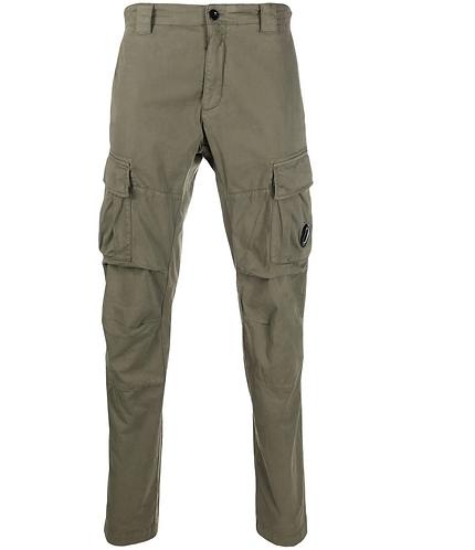pantalon cargo cp company Stretch Sateen Cargo Pants 11CMPA186A005529G665