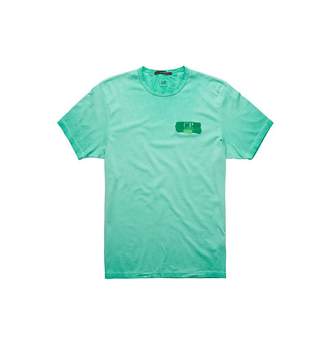 T-Shirt CP Company Re-Colour Makò Jersey Faded T-Shirt 08CMTS304A000444S634