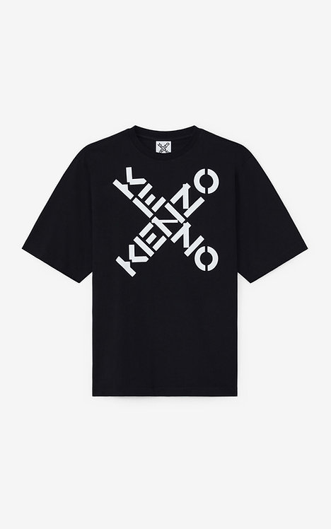 T-shirt KENZO Sport 'Big X' FA65TS5024SJ.99.L