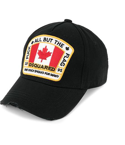 dsquared2 Canada Patch Baseball Cap bcm4011 0500001 2124