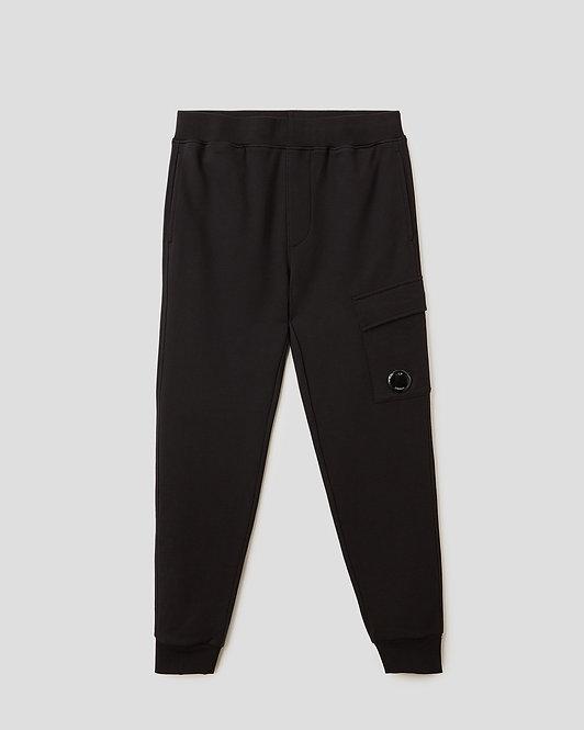 JOGGING CP COMPANY Diagonal Raised Fleece Lens Pocket Sweatpants 09CMSP010A005086W999