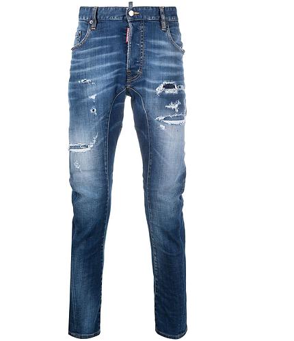 Light 2 Tidy Biker Jeans dsquared2 S71LB0873S30342470