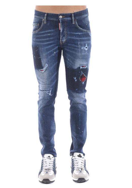 dsquared2 Skater Jeans DSQ2 S71LB0838S30708470