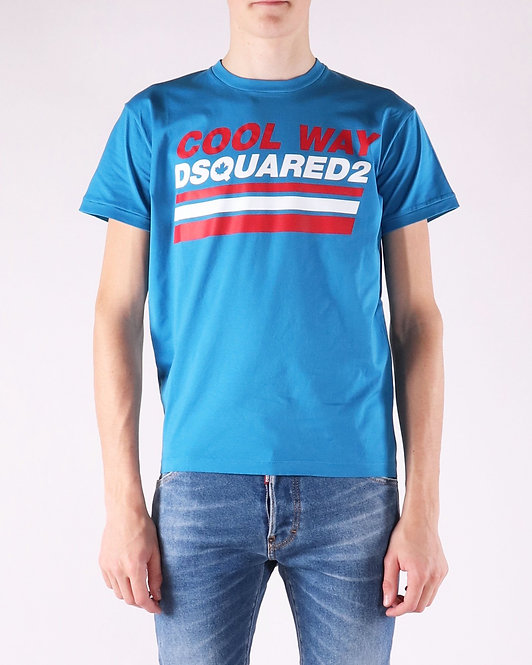 Cool Way Dsquared2 T-Shirt S74GD0656S22427519