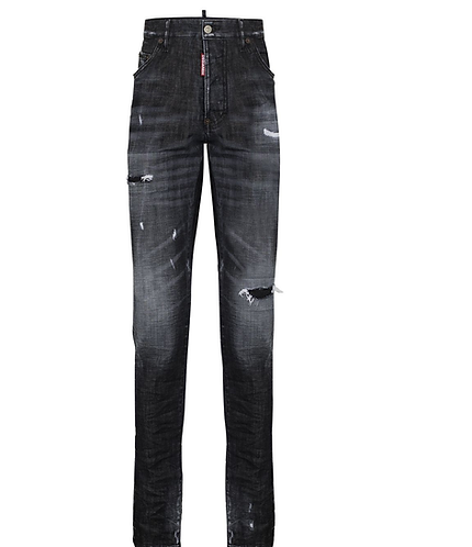 Black Wash Cool Guy Jeans dsquared2 S74LB0797S30357900