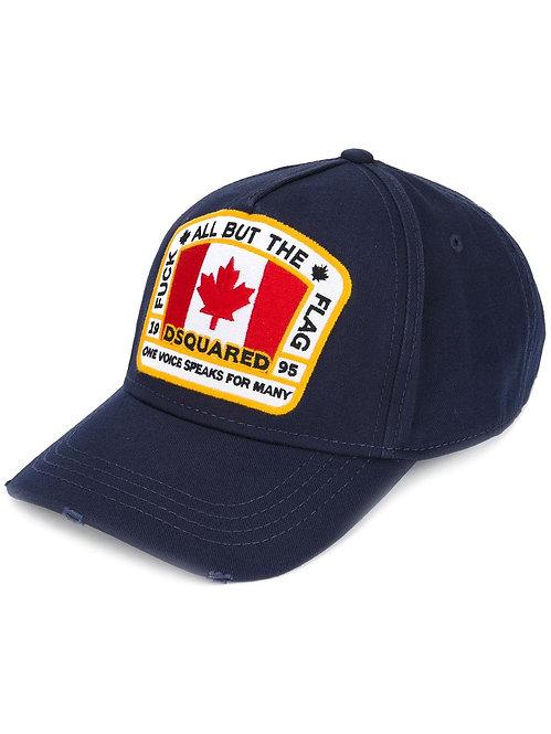 dsquared2 Canada Patch Baseball Cap bcm4011 0500001 3073