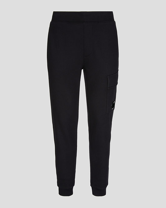 bas de jogging cp company Diagonal Raised Fleece Sweatpants 11CMSP057A005086W999