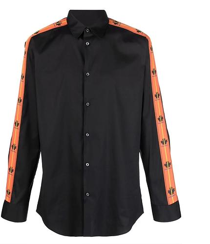 chemise dsqured2 Leaftape Relax Dan Shirt S71DM0512S44131900