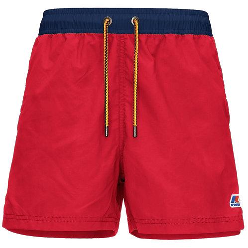 maillot de bain kway HAZEL BICOLOR RED - DEPHT BLUE K61181W-a0x