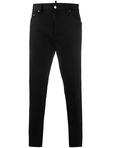 Black Bull Wash Twist Zip Jeans S74LB0742S30564900