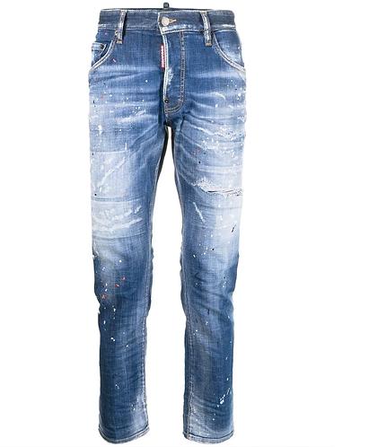 Medium Painter Wash Skater Jean