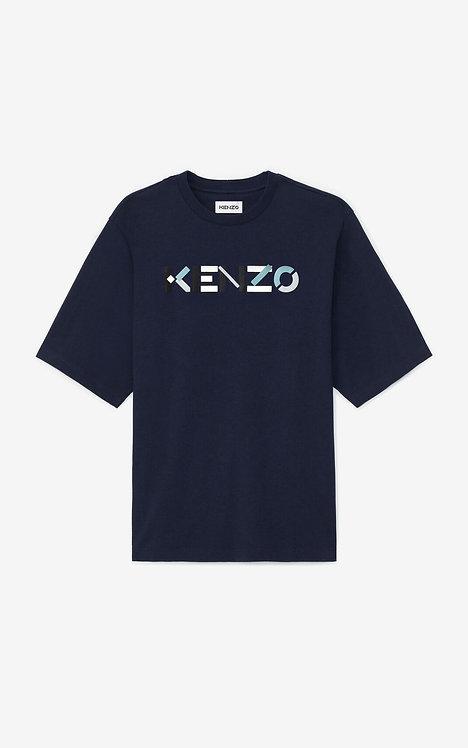 T-shirt oversize KENZO Logo FA65TS0554SK.76.L