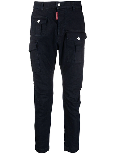 dsquared2 Denim Sexy Cargo Trousers S74KB0507S30711470