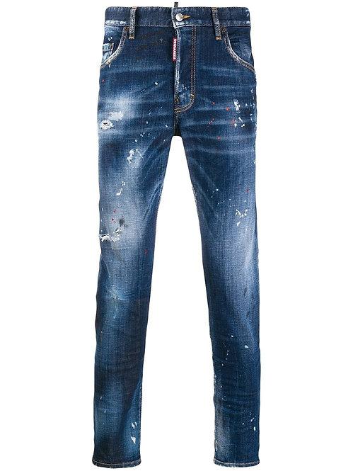 Honey Baby Skater Jeans dsquared2 S74LB0593 S30342 470