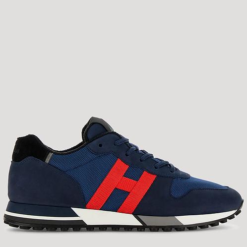 baskets hogan Sneakers H383 Bleu HXM3830AN51QDO938V