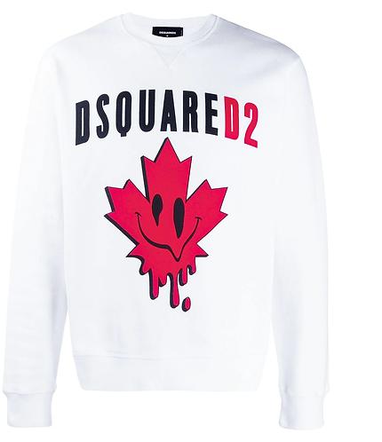 Sweatshirt Acid dsquared2 S74GU0332 S25030 100
