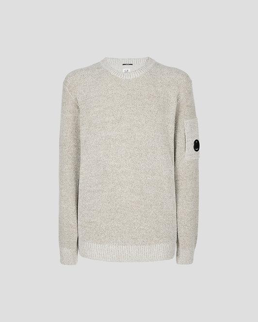 pull cp company Fleece Knit Sweater 11CMKN268A006170A326