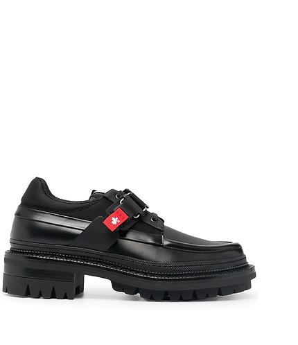 DSQUARED2 Fidlock Active Lace-Up Shoes LUM0062249032852124