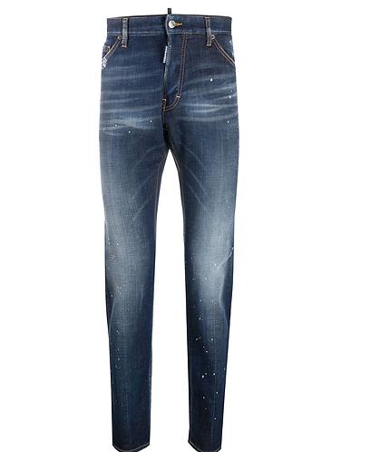 Dark Proper Wash Cool Guy Jeans DSQUARED2 S74LB0768S30342470
