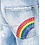jeans dsq2 Rainbow Cool Guy Jeans S71LB0707S30309470