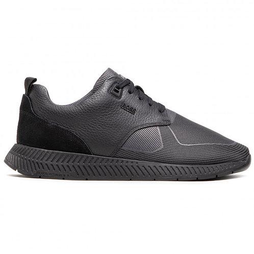 Baskets chaussettes Hugo Boss Titanium Runner 550446667