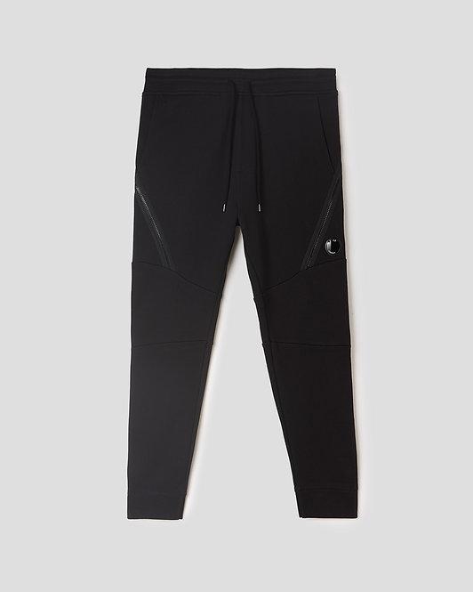 JOGGING CP COMPANY Diagonal Raised Fleece Tapered Lens Pocket Sweatpants 09CMSP029A005086W999