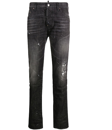 dsquared2 Black Denim Cool Guy Jeans S71LB0713S30357900