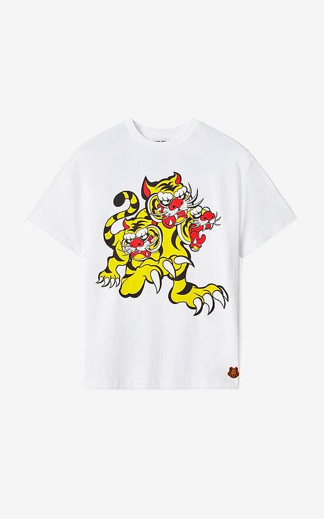 T-shirt 'Trois tigres' KENZO x KANSAIYAMAMOTO FB55TS0714SJ.01