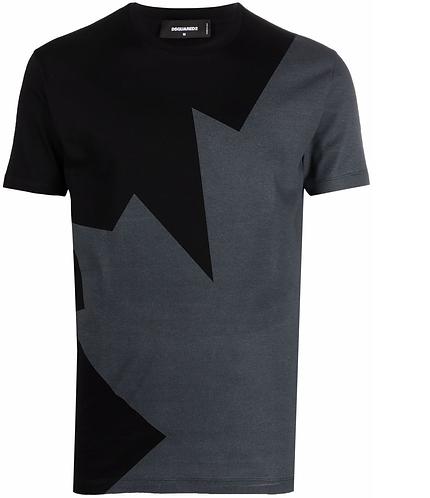 tshirt dsquared2 Megaleaf Cool T-Shirt S74GD0852S23009900