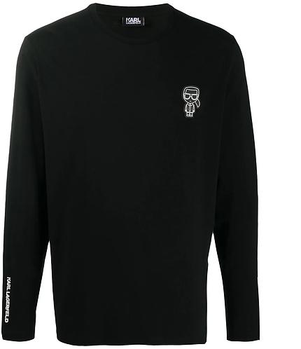 T-Shirt à Manches Longues Karl 755081502221