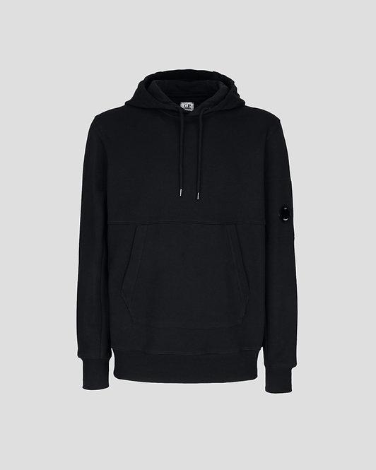 sweat à capuche cp company Diagonal Raised Fleece Hoodie 11CMSS056A005086W999