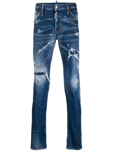 Medium Holes Cool Guy Jeans dsquared2 S71LB0632S30342