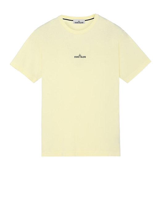 t-shirt stone island 2NS85 'MARBLE THREE' v0031