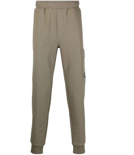bas de jogging cp company Diagonal Raised Fleece Sweatpants 11CMSP057A005086W665