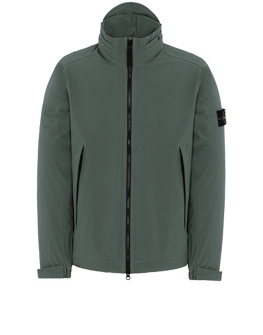 BLOUSON STONE ISLAND 41527 SOFT SHELL-R WITH PRIMALOFT® INSULATION 731541527