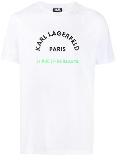 KARL LAGERFELD T-SHIRT RUE ST-GUILLAUME 755090-511224 10
