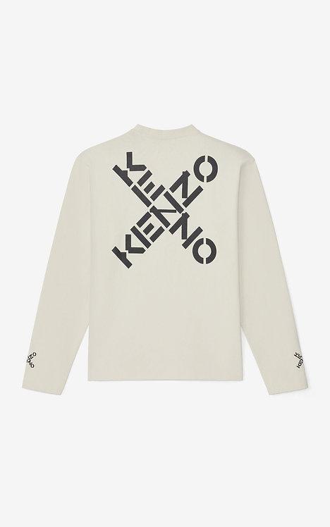 T-shirt KENZO Sport 'Big X' FA65TS1504SK.04.L