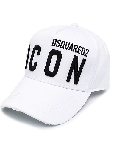 DSQUARED2 Icon Baseball Cap BCM041205C00001M072