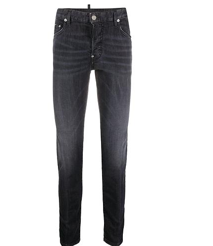 Black Wash Skater Jeans dsquared2 S74LB0789S30503900