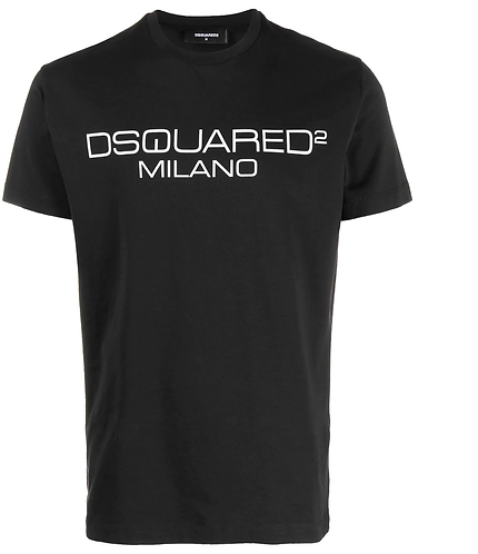 T-shirt Dsquared2 Milano T-shirt S71GD1055S22844900