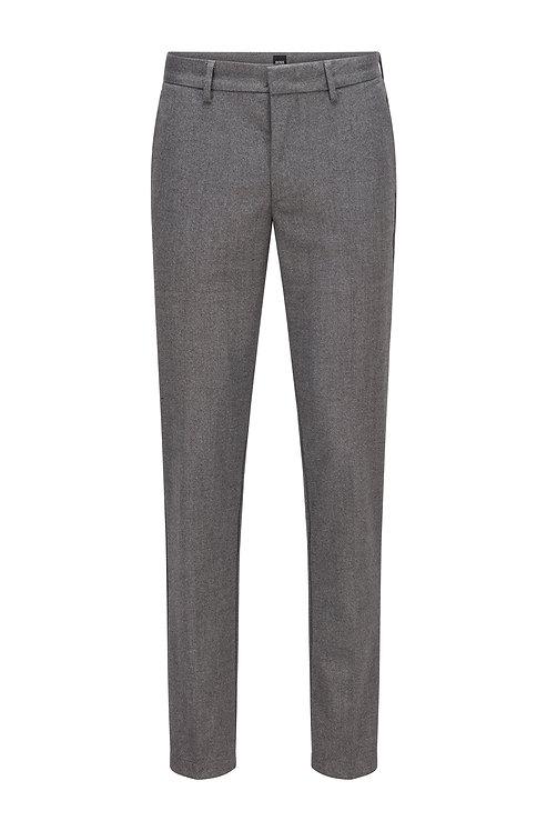 pantalon chino MODÈLE KAITO1 - 50457266 Chino Slim Fit en twill mouliné