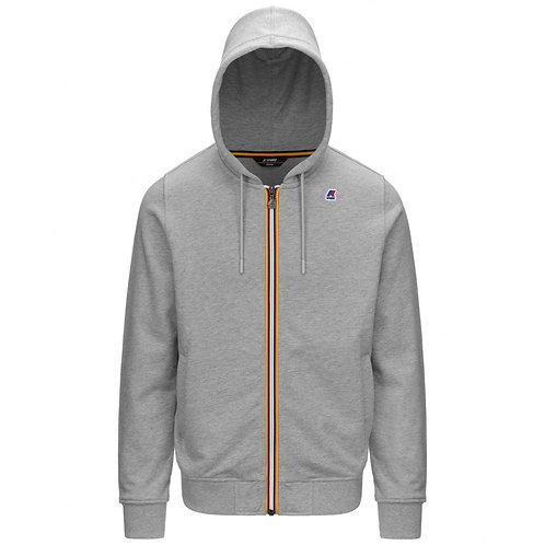 kway ANTHONY LT GREY MEL K1121GW-03s