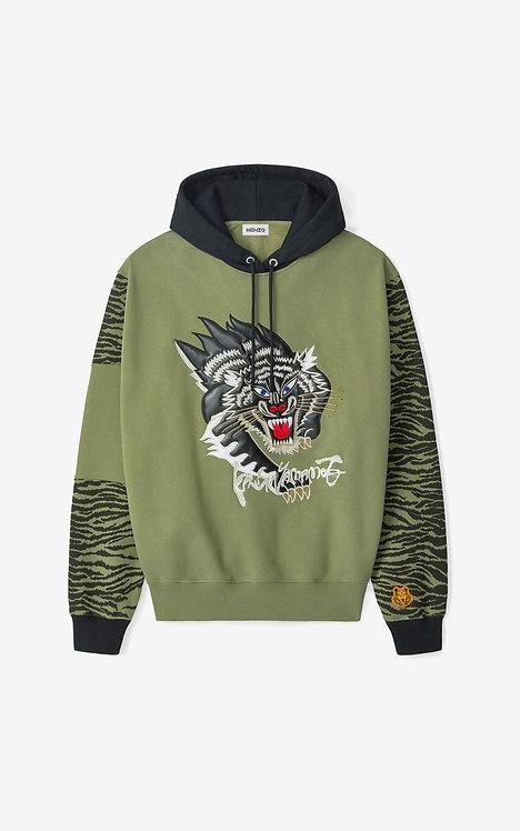 Sweatshirt à capuche 'Black Panther' KENZO x KANSAIYAMAMOTO FB55SW3664MH.49