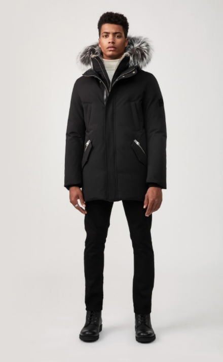 PARKA MACKAGE EDWARD NOIR