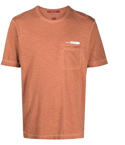 cp company t-shirt lavé 10CMTS258A005433S