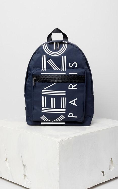 Grand sac à dos KENZO Logo F855SF213F24