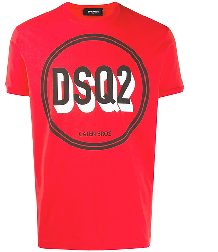 DSQ2 T-Shirt S74GD0659S22427304