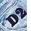 dsquared2 Light 1 Wash Skater Jeans S74LB0851S30342470