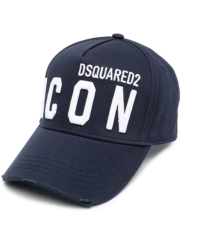 DSQUARED2 Icon Baseball Cap BCM041205C00001M190