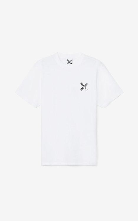 T-shirt KENZO Sport 'Little X' FA65TS0014SJ.01.L